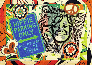 Hippies Listened To Many Styles Of Music But Folk And Psychedelic Rock Became An Essential Part The Hippie Culture Singers Janis Joplin Bob Dylan